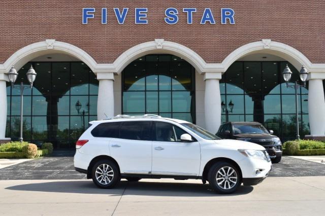 2013 Nissan Pathfinder SL for sale in Carrollton, TX