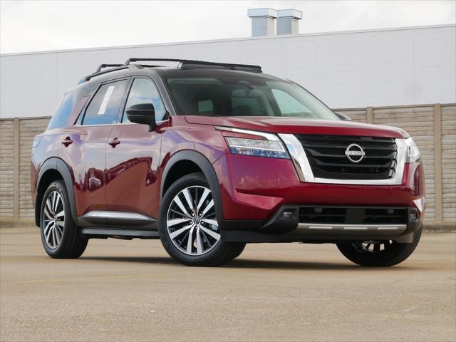 2022 Nissan Pathfinder Platinum for sale in Mesquite, TX