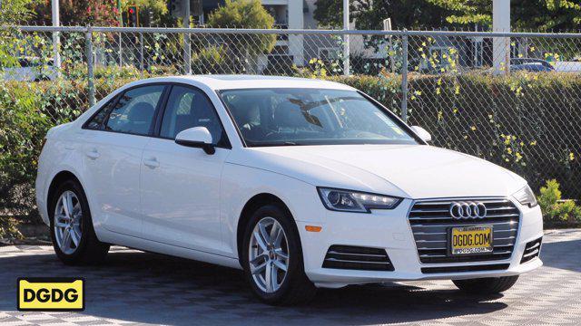 2017 Audi A4 Premium for sale in Fremont, CA
