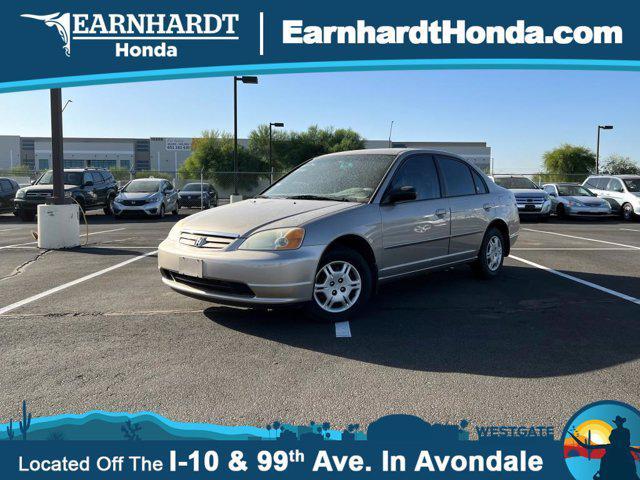 2002 Honda Civic LX for sale in Avondale, AZ