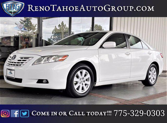 2007 Toyota Camry for sale near Reno, NV