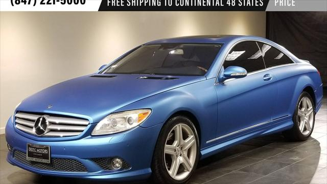 2008 Mercedes-Benz CL-Class for sale near Rolling Meadows, IL