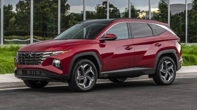 2022 Hyundai Tucson SEL for sale in Alexandria, VA