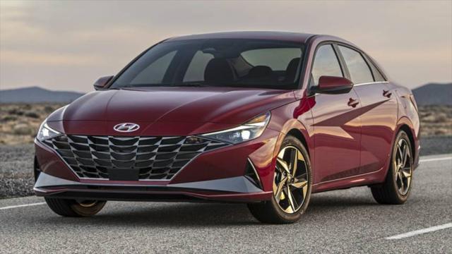 2022 Hyundai Elantra SEL for sale in Alexandria, VA