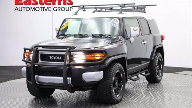2007 Toyota FJ Cruiser 4WD 4dr Manual (Natl) for sale in Hyattsville, MD