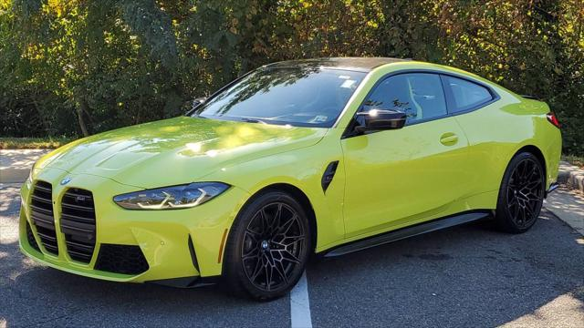 2021 BMW M4 Competition for sale in Alexandria, VA