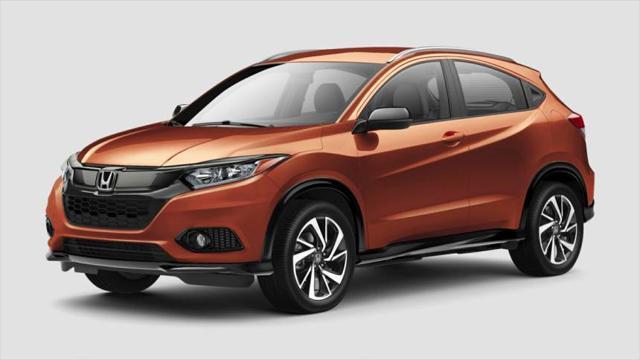 2022 Honda HR-V EX for sale in Lansing, IL