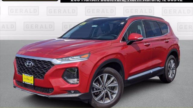 2019 Hyundai Santa Fe Limited for sale in North Aurora, IL
