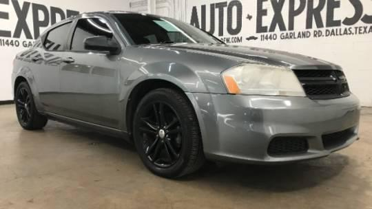 2013 Dodge Avenger SE for sale in Dallas, TX