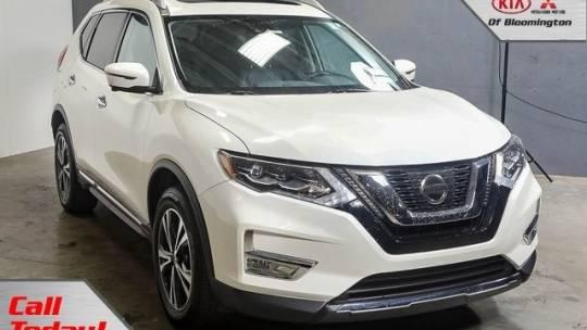2017 Nissan Rogue SL for sale in Bloomington, IN