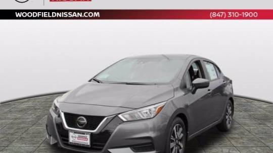 2021 Nissan Versa SV for sale in Hoffman Estates, IL