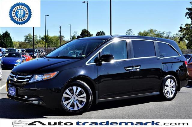 2014 Honda Odyssey EX-L for sale in Manassas, VA