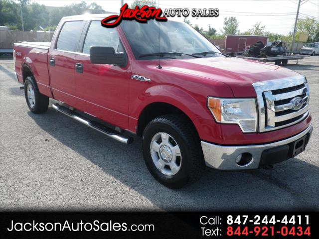 2010 Ford F-150 XLT SuperCab 5.5-ft Box 4WD for sale in Waukegan, IL