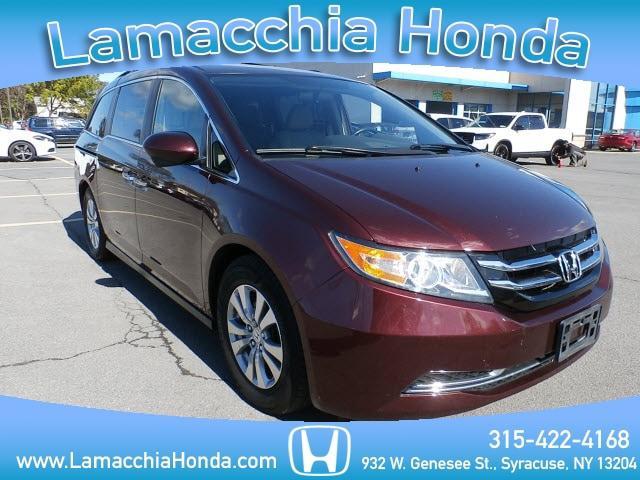 2015 Honda Odyssey EX for sale in Syracuse, NY