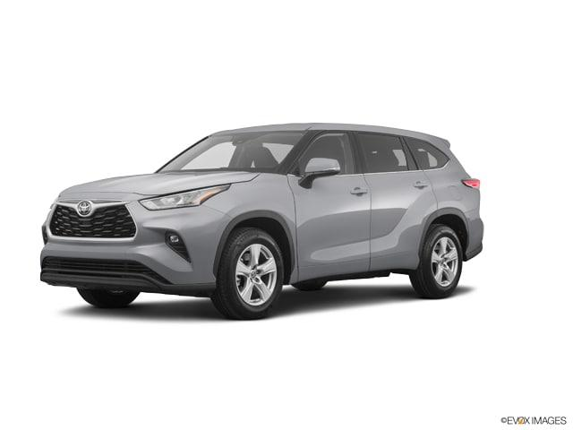 2021 Toyota Highlander LE for sale in San Antonio, TX