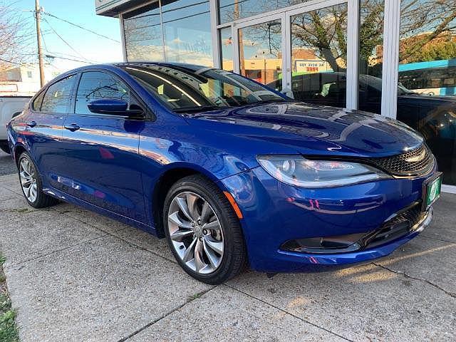 2015 Chrysler 200 S for sale in Kensington, MD