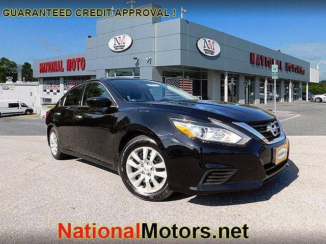 2016 Nissan Altima 2.5 S for sale in Ellicott City, MD