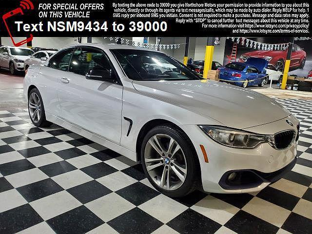 2014 BMW 4 Series 428i xDrive for sale in Syosset, NY