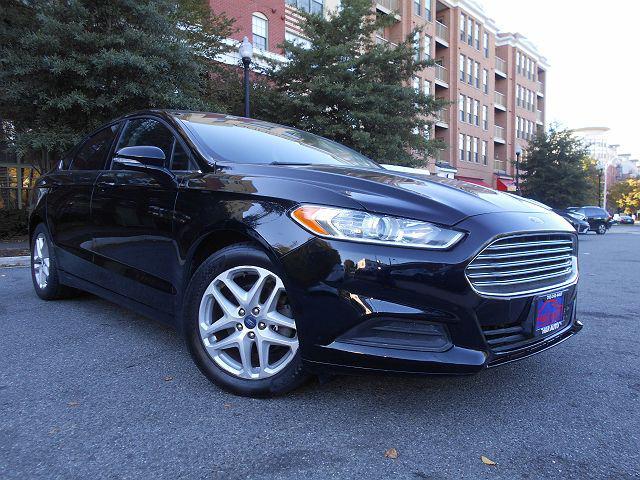 2016 Ford Fusion SE for sale in Arlington, VA