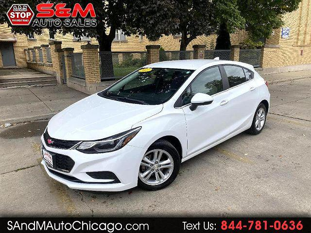2017 Chevrolet Cruze LT for sale in Hickory Hills, IL