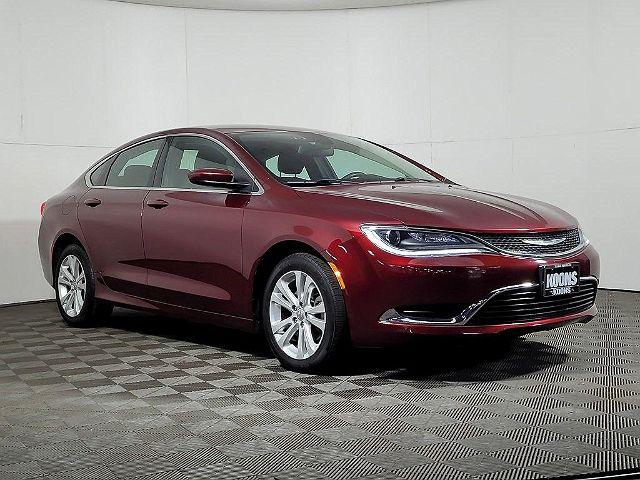 2015 Chrysler 200 Limited for sale in Vienna, VA