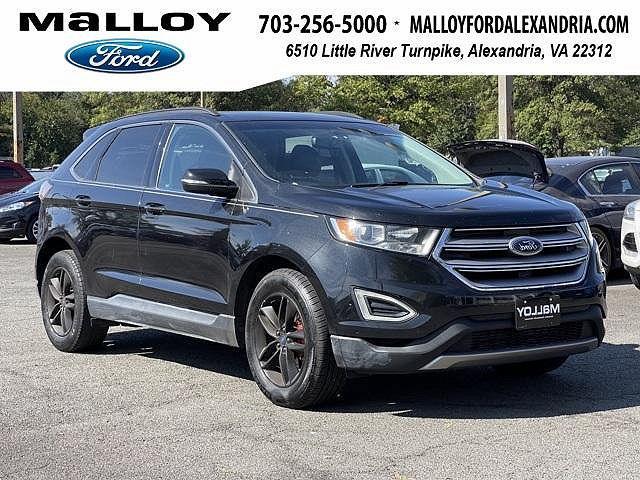 2015 Ford Edge SEL for sale in Alexandria, VA