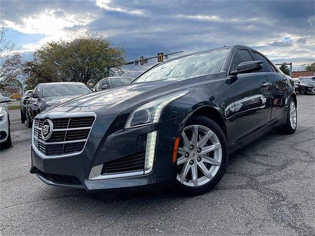 2014 Cadillac CTS Sedan Luxury AWD for sale in Leesburg, VA