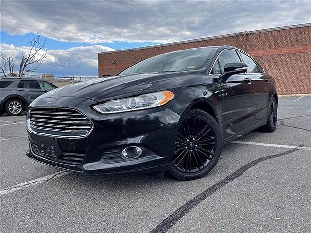 2014 Ford Fusion SE for sale in Leesburg, VA