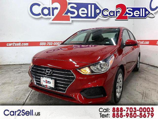 2021 Hyundai Accent SE for sale in Hillside, NJ