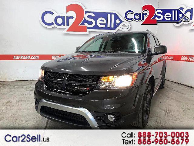 2020 Dodge Journey Crossroad for sale in Hillside, NJ