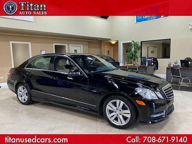 2012 Mercedes-Benz E-Class for sale near Worth, IL