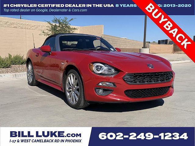 2017 Fiat 124 Spider Lusso for sale in Phoenix, AZ