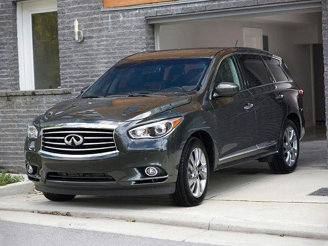 2013 INFINITI JX35 AWD 4dr for sale in Houston, TX