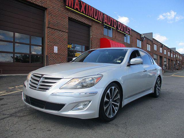 2012 Hyundai Genesis 5.0L R-Spec for sale in Manassas Park, VA