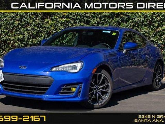 2017 Subaru BRZ Limited for sale in Santa Ana, CA