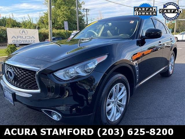 2017 INFINITI QX70 AWD for sale in Stamford, CT