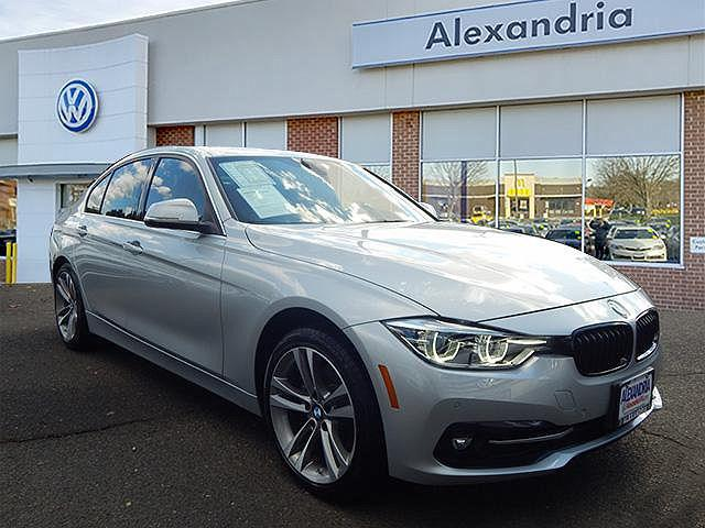 2018 BMW 3 Series 330i for sale in Alexandria, VA
