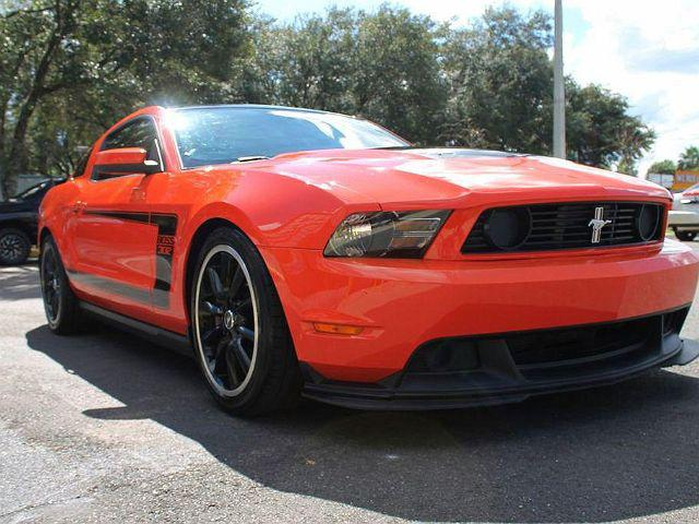 2012 Ford Mustang Boss 302 for sale in Gainesville, FL