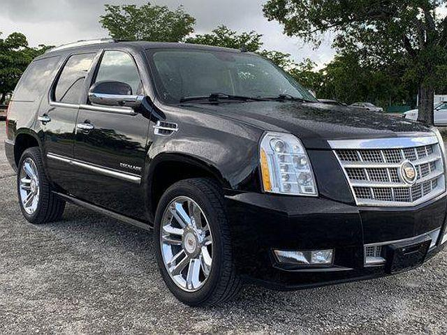 2013 Cadillac Escalade Platinum Edition for sale in Elkridge, MD