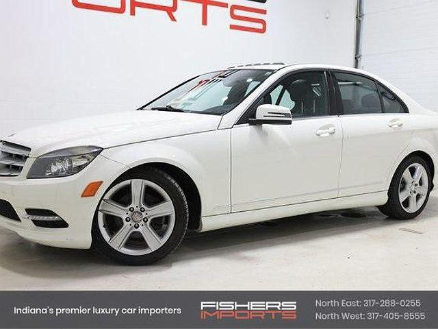 2011 Mercedes-Benz C-Class C 300 for sale in Fishers, IN