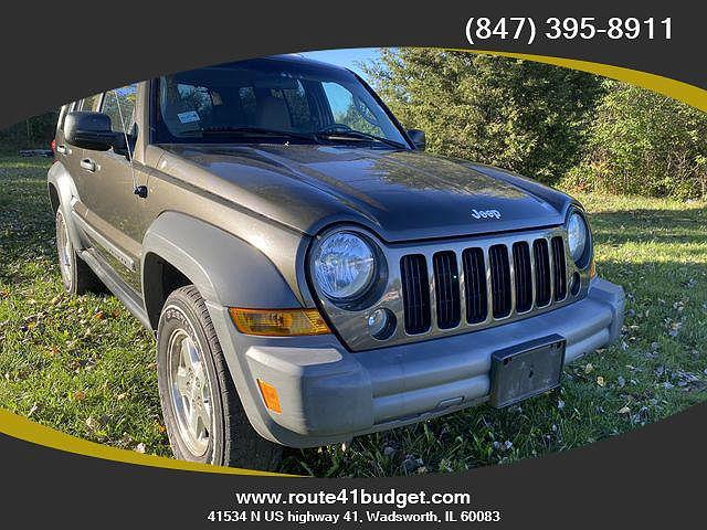 2005 Jeep Liberty Sport for sale in Wadsworth, IL