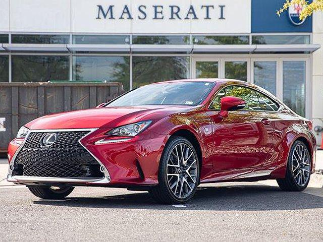 2017 Lexus RC RC 350 for sale in Sterling, VA