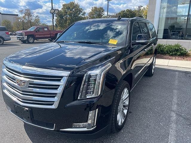 2018 Cadillac Escalade ESV Platinum for sale in Bethesda, MD