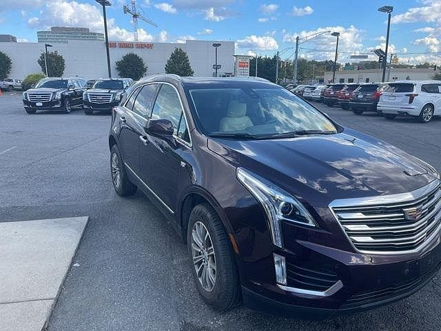 2018 Cadillac XT5 Luxury AWD for sale in Bethesda, MD