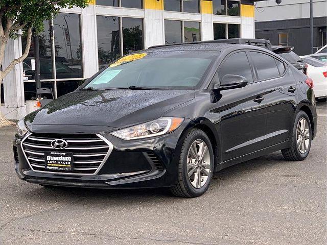 2018 Hyundai Elantra SEL for sale in Escondido, CA