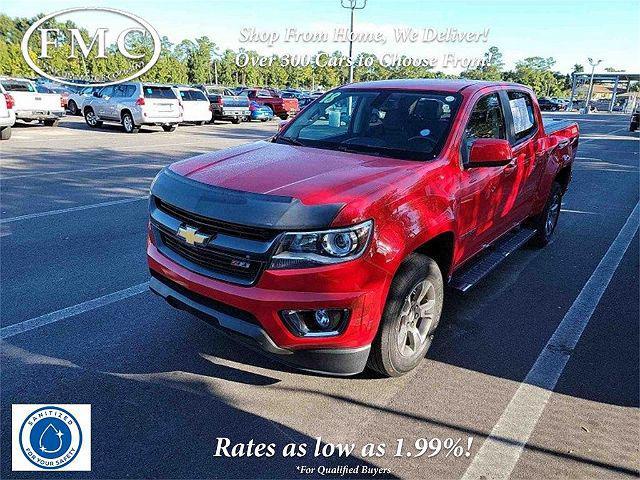 2018 Chevrolet Colorado 2WD Z71 for sale in Americus, GA