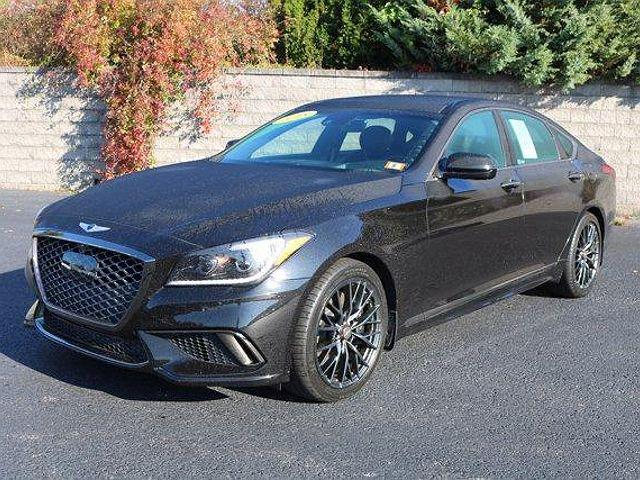 2018 Genesis G80 3.3T Sport for sale in Nashua, NH