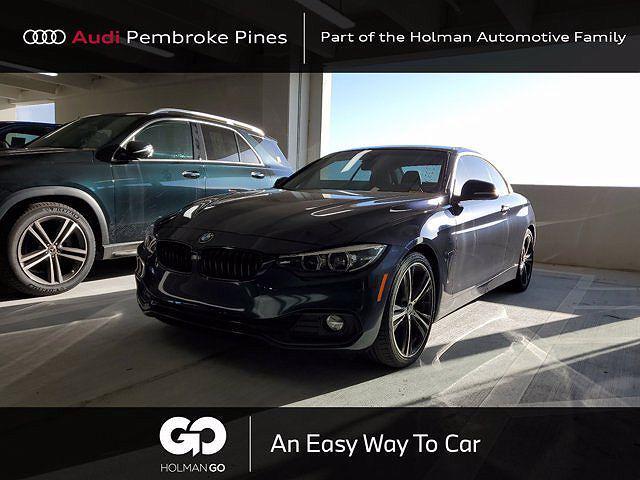 2019 BMW 4 Series 430i for sale in Pembroke Pines, FL