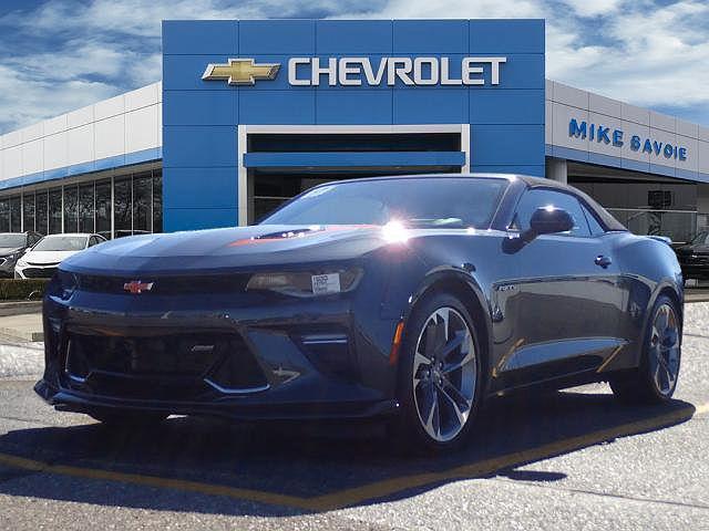 2017 Chevrolet Camaro 2SS for sale in Troy, MI
