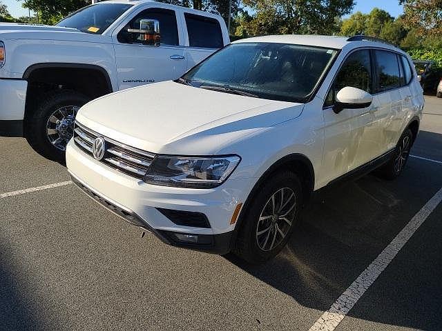 2018 Volkswagen Tiguan SE for sale in Huntersville, NC